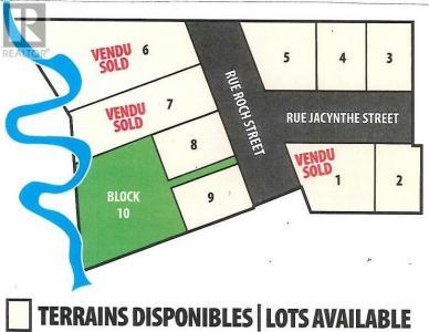 Lot 2 Jacynthe Street, Hawkesbury, Ontario K6A3W1
