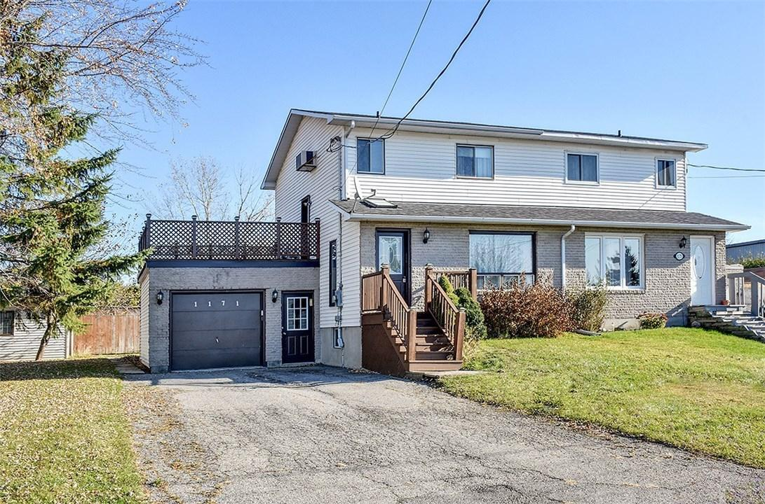 1171 St Pierre Road, Embrun, Ontario K0A1W1