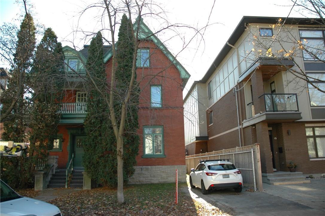 458 Maclaren Street, Ottawa, Ontario K1R5K6