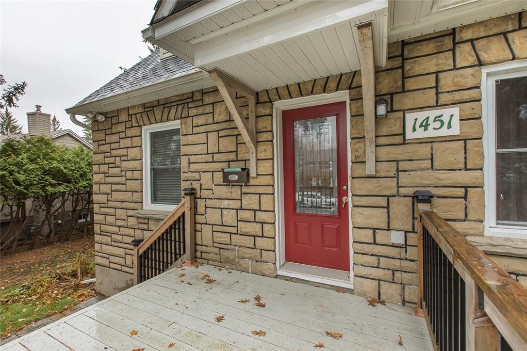 1451 Portal Street, Ottawa, Ontario K1H6B6