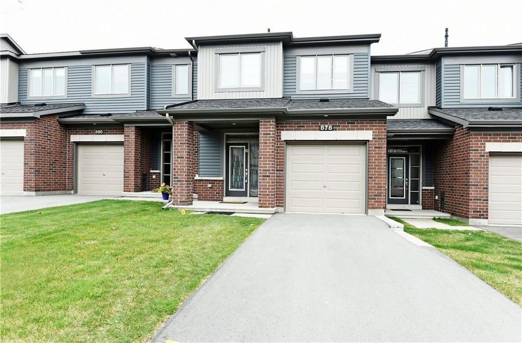 878 Kilbirnie Drive, Ottawa, Ontario K2J6G5