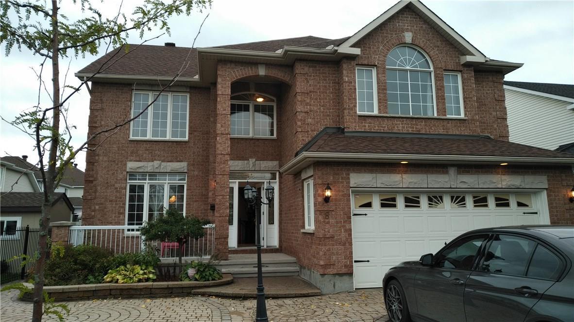 8 Gleeson Way, Ottawa, Ontario K2J5A2