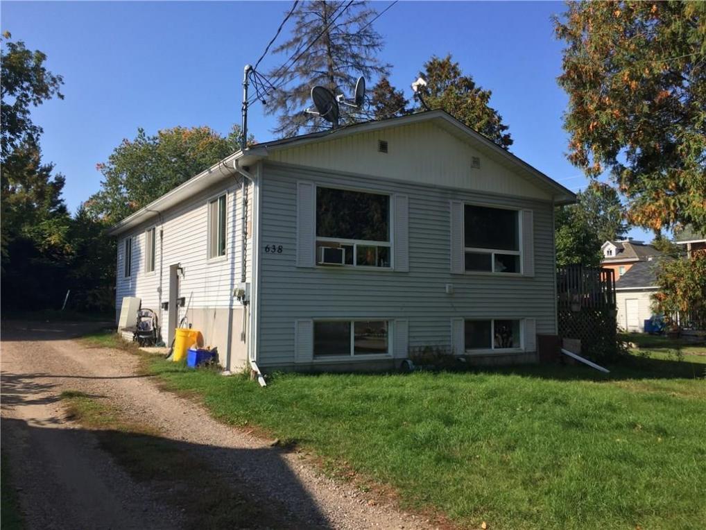 638 Mary Street, Pembroke, Ontario K8A5X5