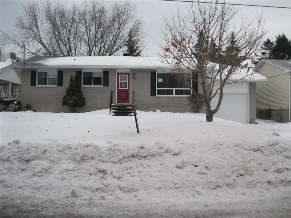1175 Saint Jacques Street, Rockland, Ontario K4K1B4