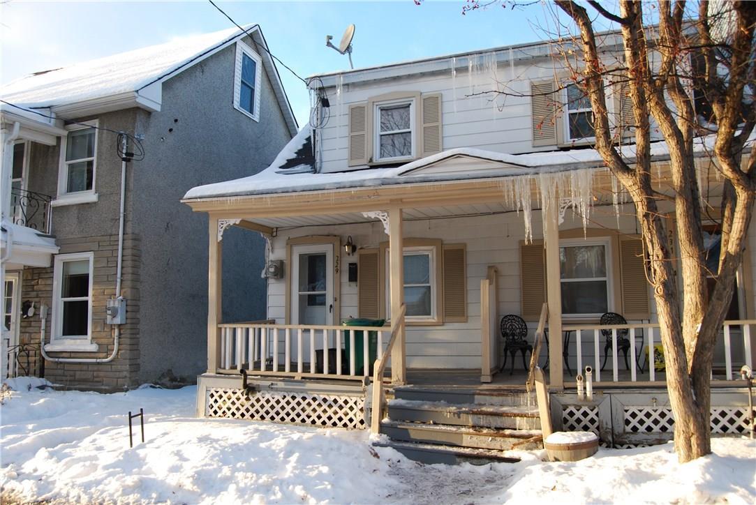 229 St Andrew Street, Ottawa, Ontario K1N5G5