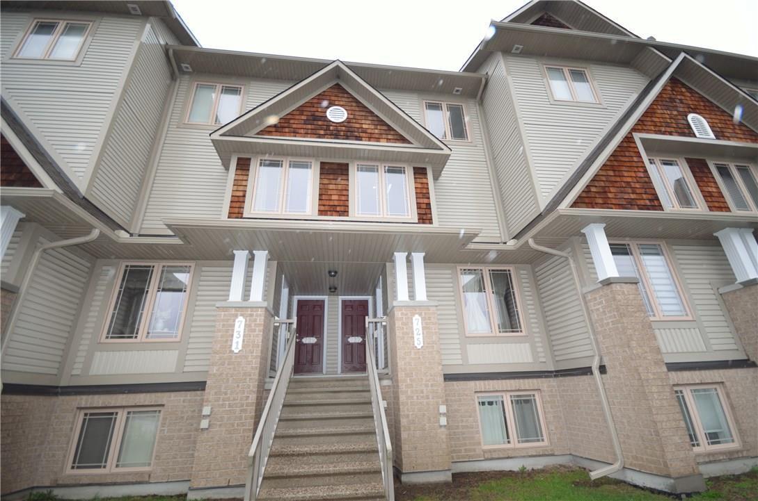 727 Lakeridge Drive, Orleans, Ontario K4A0N5