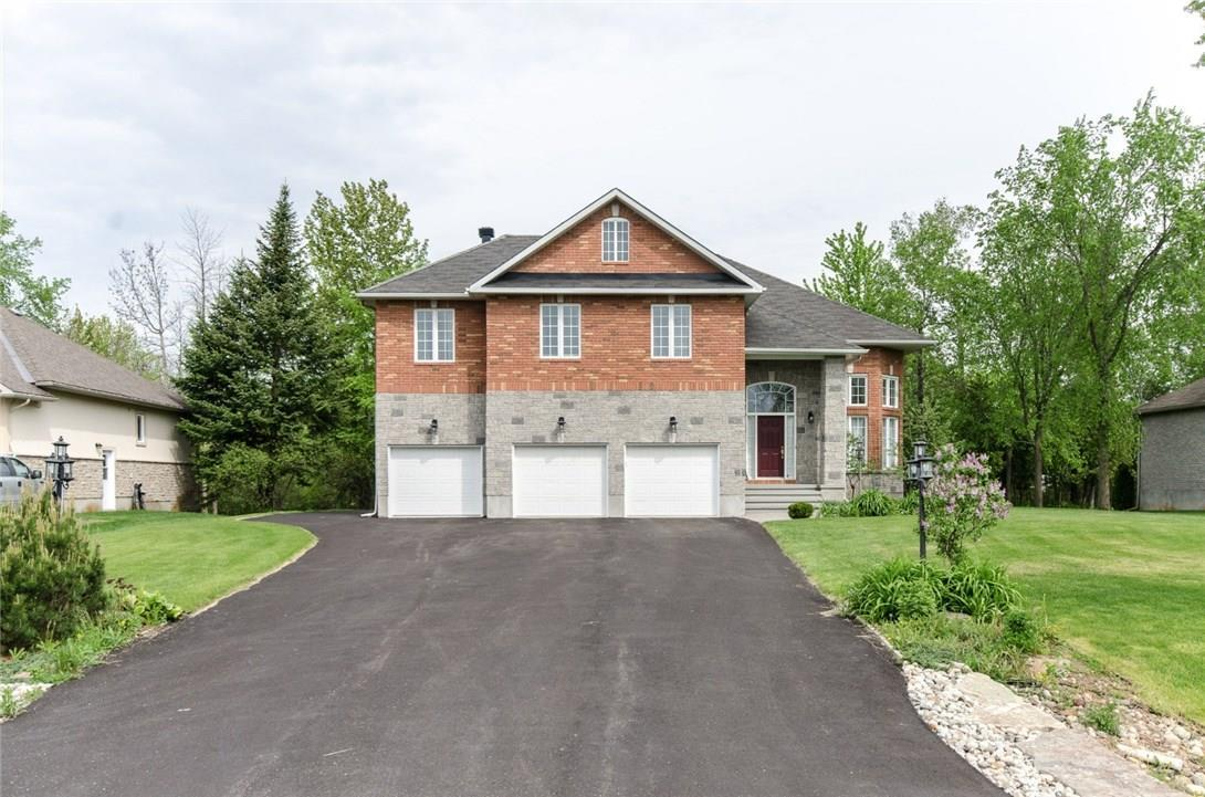 6841 South Village Drive, Greely, Ontario K4P0A5