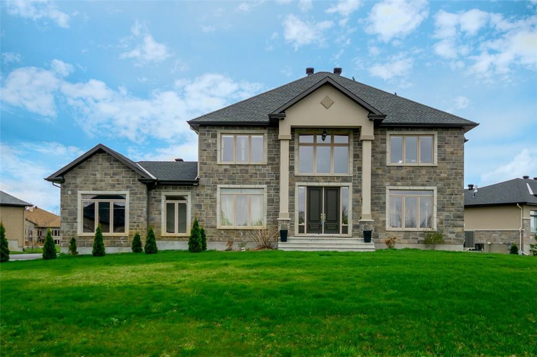 7369 Blue Water Crescent, Greely, Ontario K4P0C6