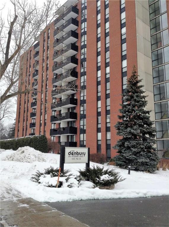 2951 Riverside Drive Unit#810, Ottawa, Ontario K1V8W6