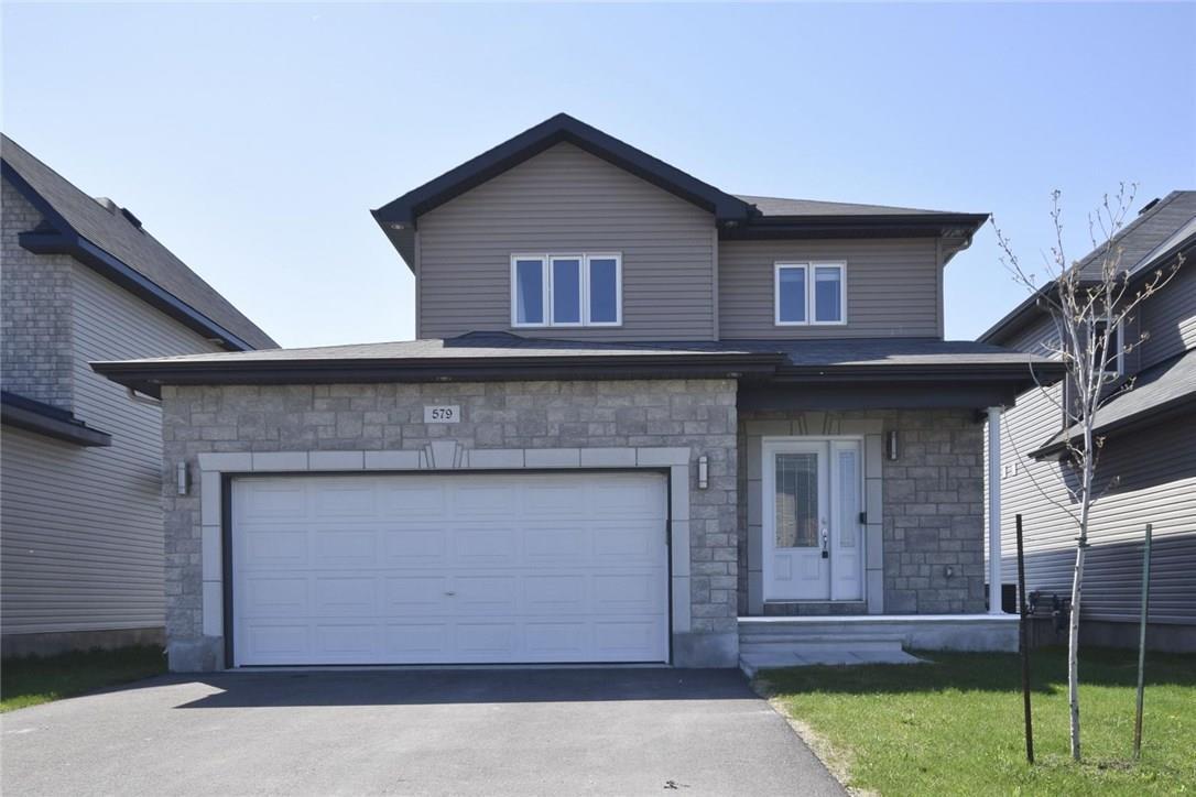 579 Ruby Street, Rockland, Ontario K4K0H3