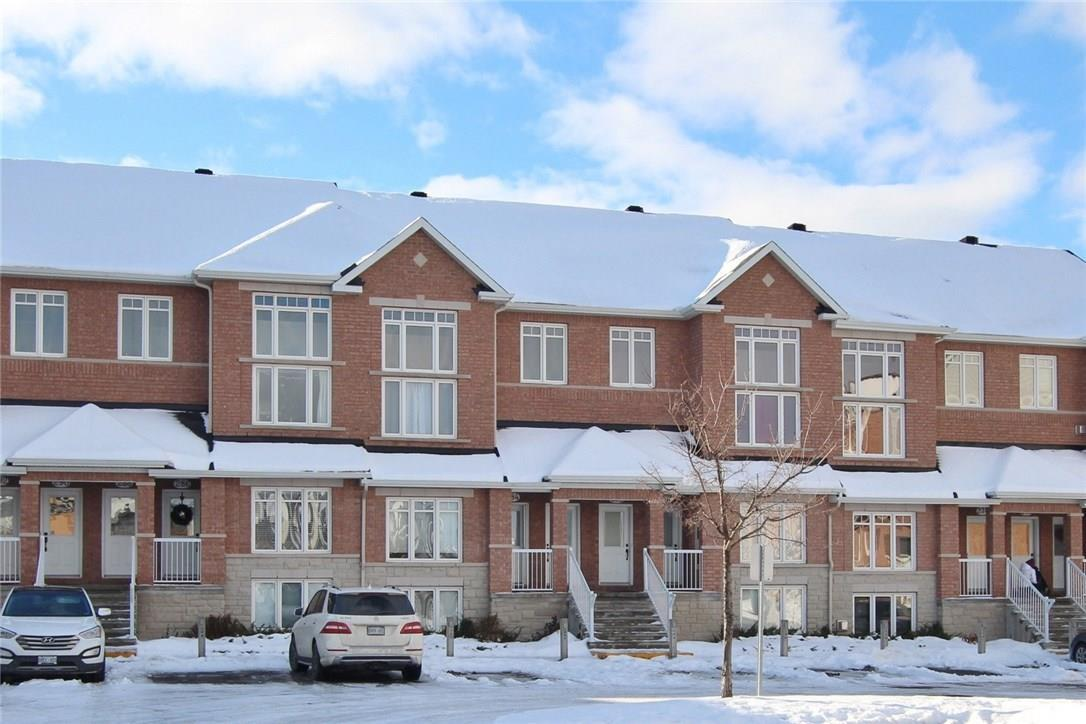 284 Tivoli Private, Ottawa, Ontario K2E0A7