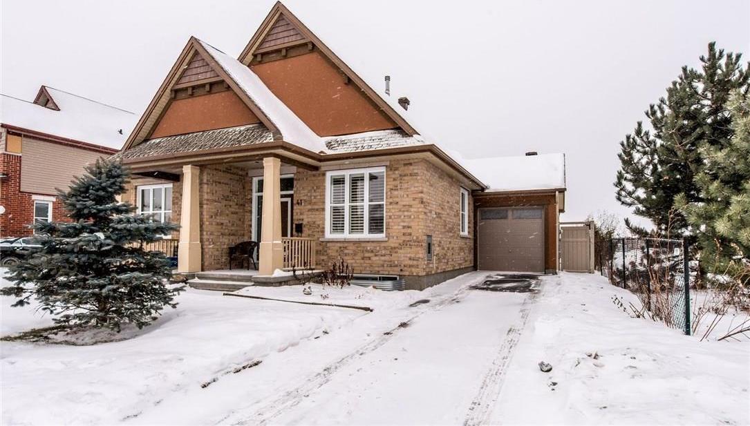 41 Claridge Drive, Ottawa, Ontario K2J5A3