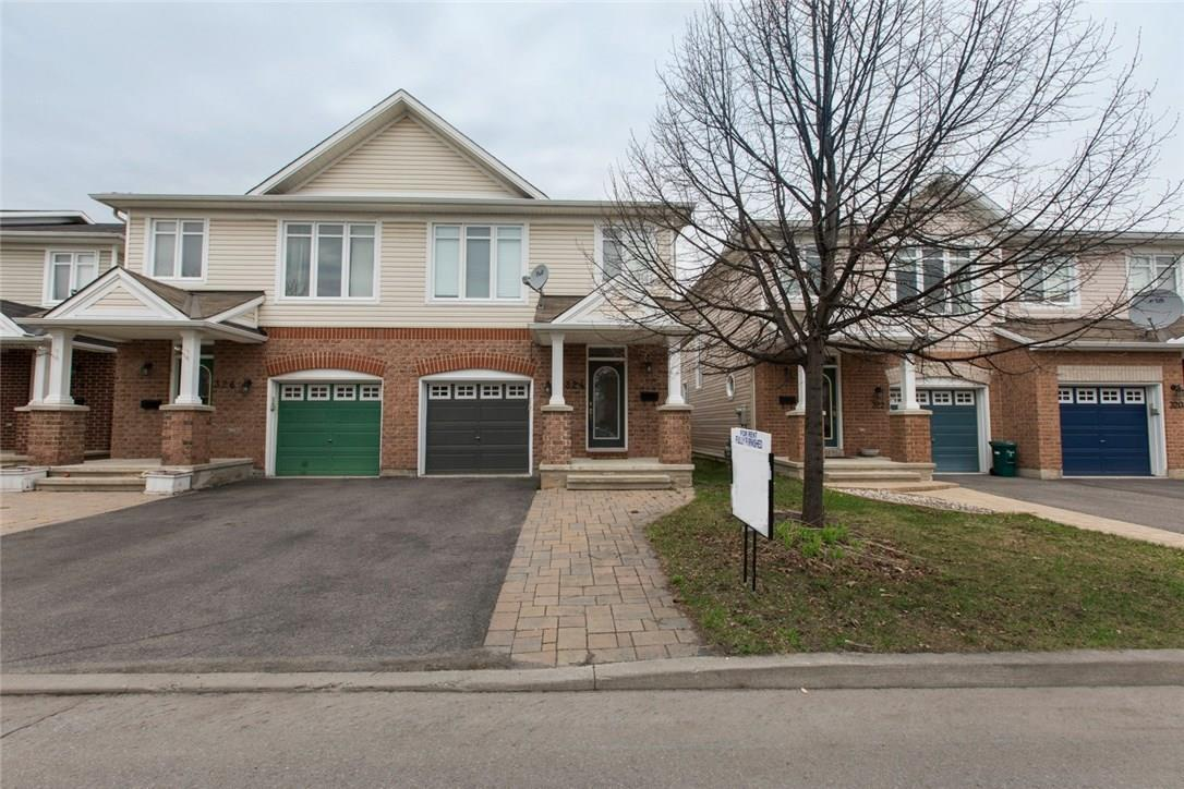 324 Parkin Circle, Ottawa, Ontario K1T4G6
