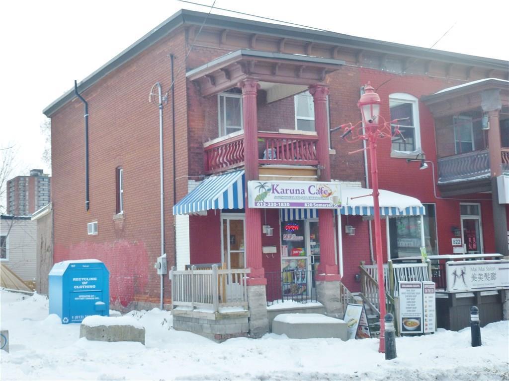 Georges Restaurant Near Ottawa