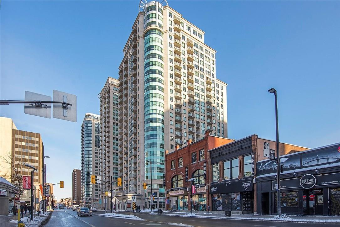 200 Rideau Street Unit#1504, Ottawa, Ontario K1N5Y1