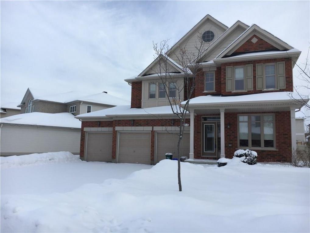 753 Owls Cabin Avenue, Ottawa, Ontario K1V1Z8