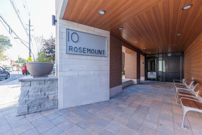 10 Rosemount Avenue Unit#402, Ottawa, Ontario K1Y4G9