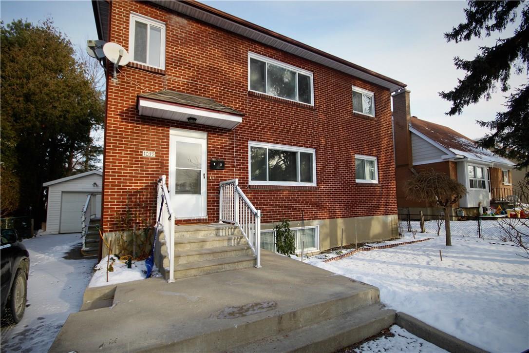 1039 Heron Road Unit#2, Ottawa, Ontario K1V6B9