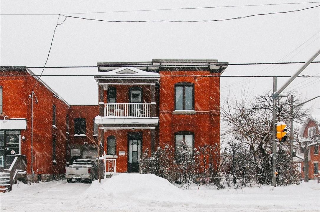 592 Gladstone Avenue, Ottawa, Ontario K1R5P3
