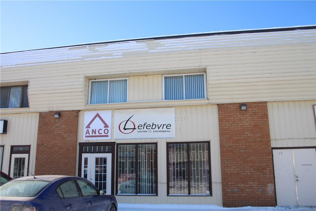 5480 Canotek Road Unit#16, Ottawa, Ontario K1J9H6