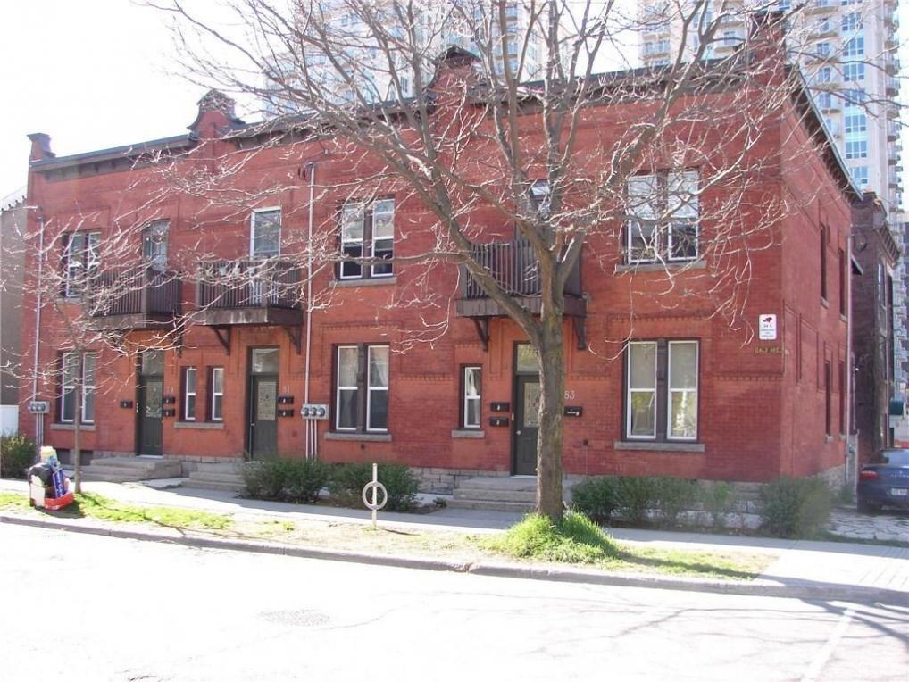 79,81,83 Daly Avenue, Ottawa, Ontario K1N6E3