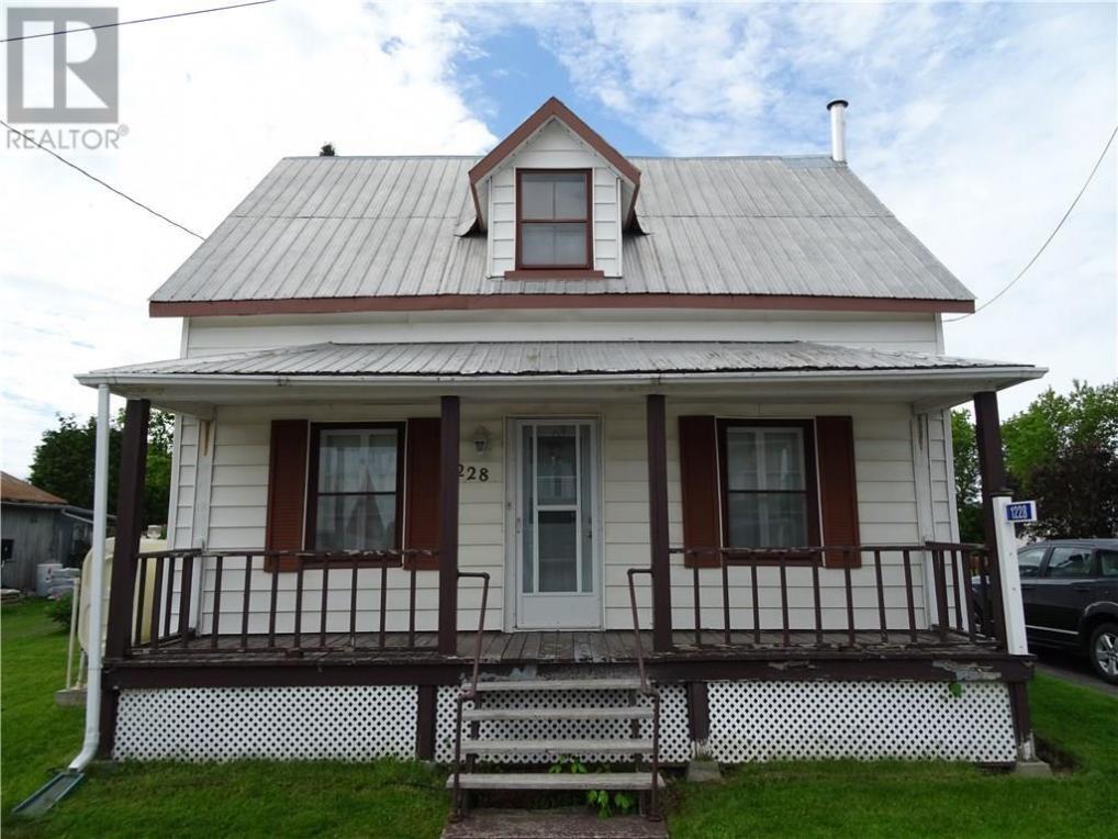 1228 Labrosse Street, St Eugene, Ontario K0B1P0