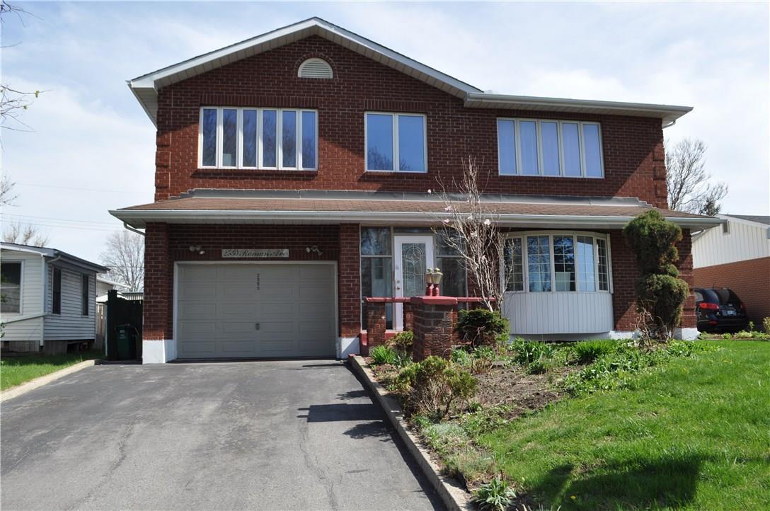 2550 Roman Avenue, Ottawa, Ontario K2B7X9