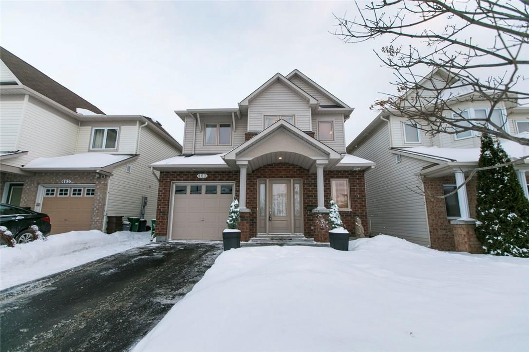 461 Harvest Valley Avenue, Orleans, Ontario K4A0S2