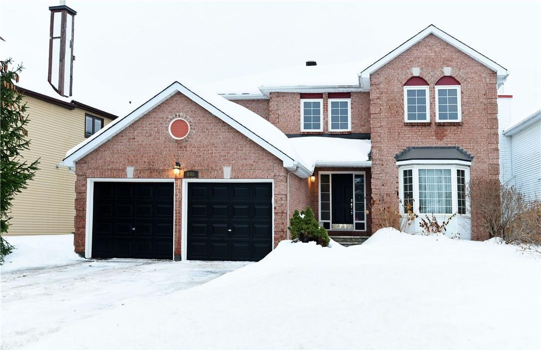 848 Montcrest Drive, Orleans, Ontario K4A3C2