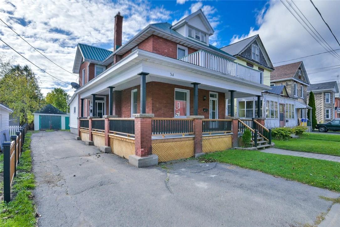 34 Winnifred Street N, Smiths Falls, Ontario K7A2N5