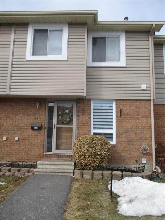 919 Cookshire Crescent, Ottawa, Ontario K4A3K4