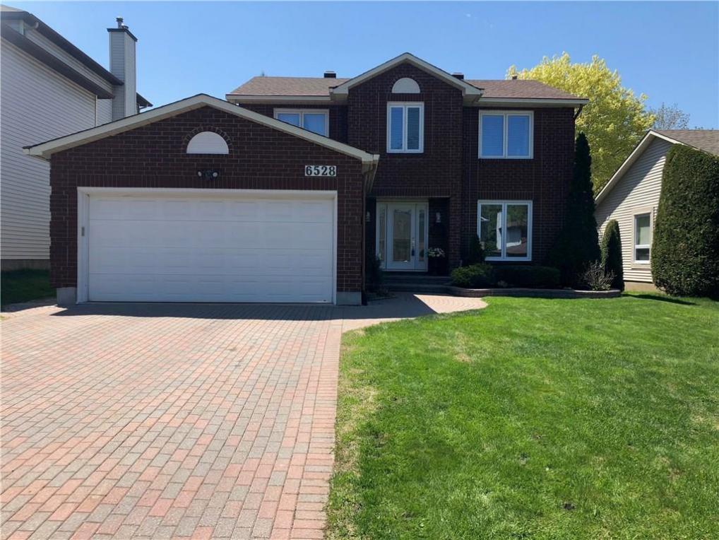 6528 Richer Drive, Ottawa, Ontario K1G3G4
