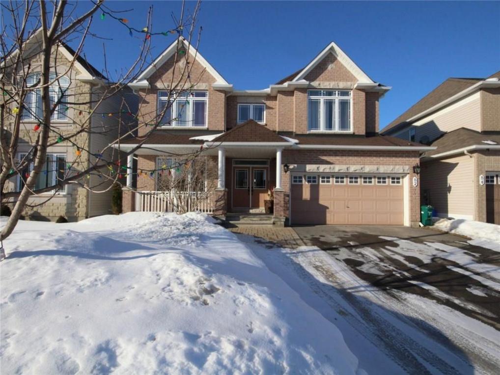 82 Branthaven Street, Ottawa, Ontario K4A0H2