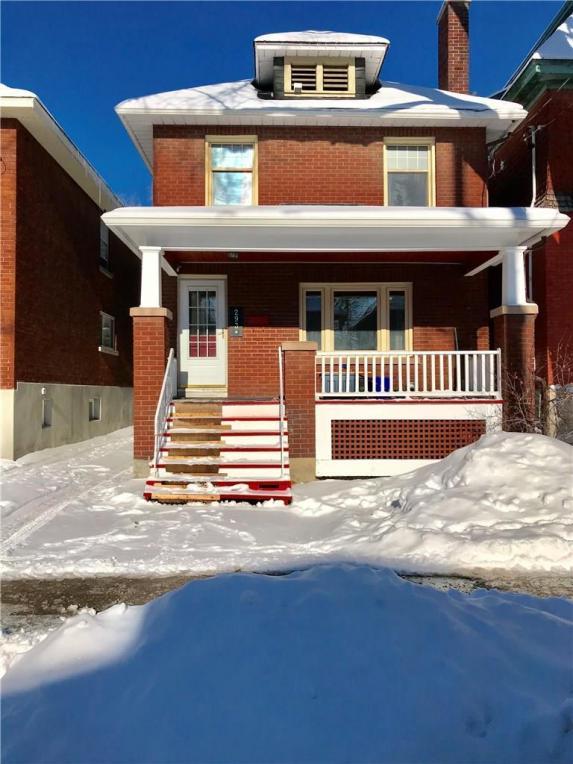 293 Flora Street, Ottawa, Ontario K1R5S1