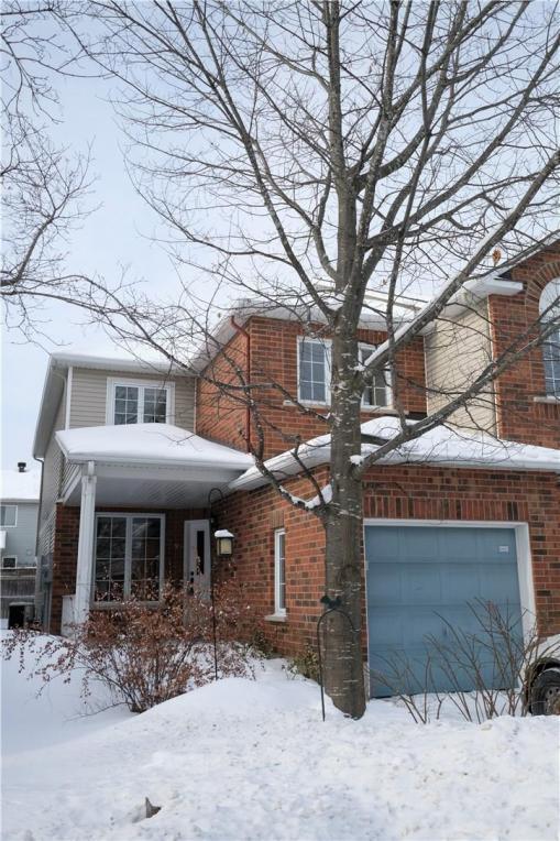 8 Bellrock Drive, Ottawa, Ontario K2K3J4