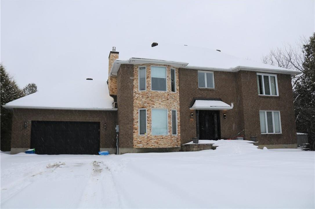 1317 Cornfield Crescent, Greely, Ontario K4P1B5