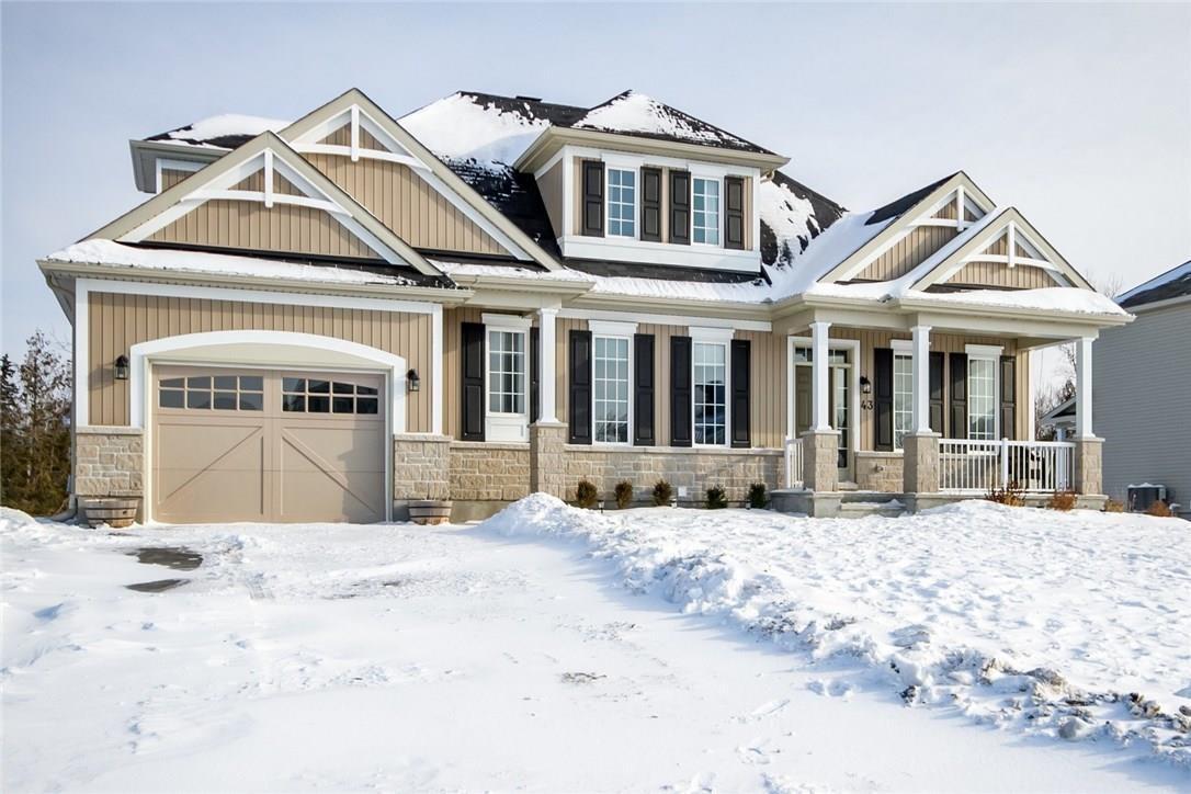 43 White Tail Drive, Almonte, Ontario K0A1A0