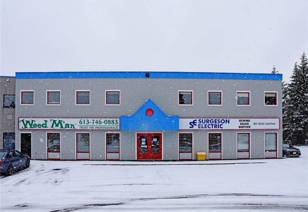 2200 Thurston Drive, Ottawa, Ontario K1G6E1