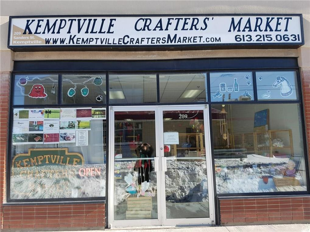 209 Sanders Street, Kemptville, Ontario K0G1J0