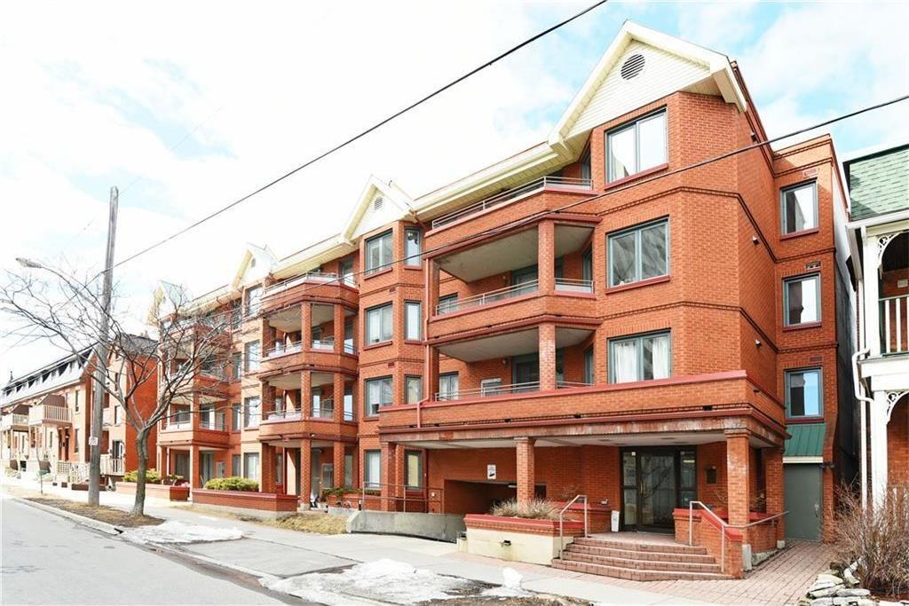 45 Argyle Avenue Unit#105, Ottawa, Ontario K2P1B3