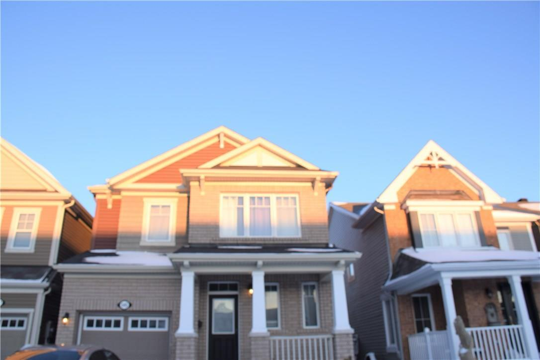 545 Sunlit Circle, Ottawa, Ontario K4A0V4