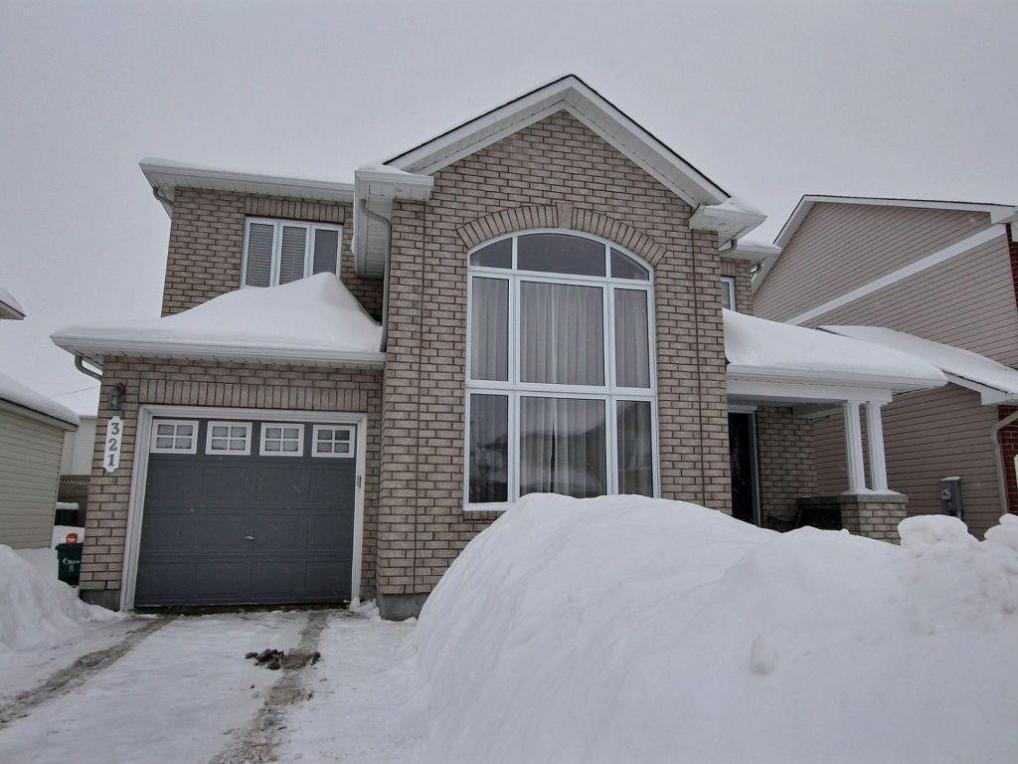 321 Oakcrest Way, Ottawa, Ontario K4A0S2