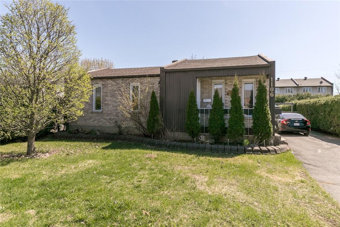 1106 Ghislain Street, Hawkesbury, Ontario K6A3G3