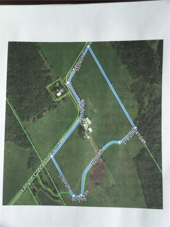 R.r. 1 Concession 4 Road, Maxville, Ontario K0C1T0
