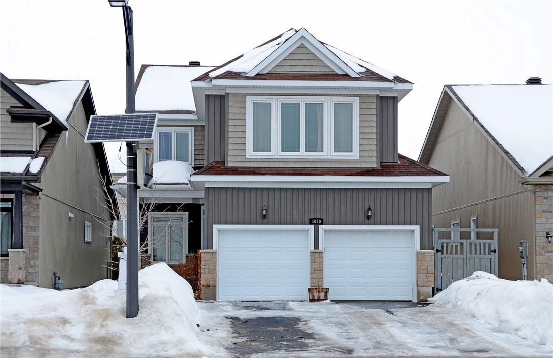 1030 Docteur Corbeil Boulevard, Rockland, Ontario K4K0E9