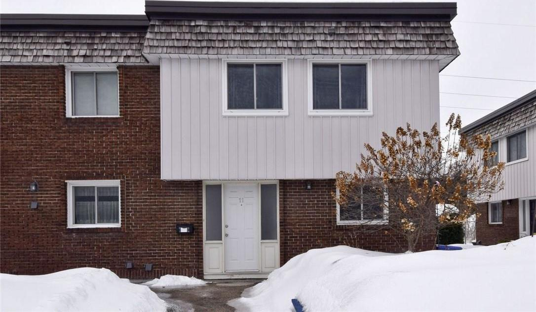 1821 Walkley Road Unit#11, Ottawa, Ontario K1X6H9