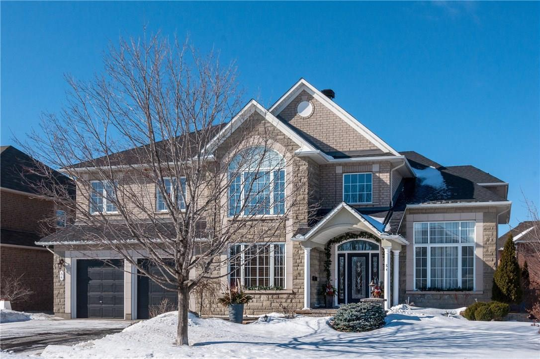 84 Winding Way, Ottawa, Ontario K1G6Y8