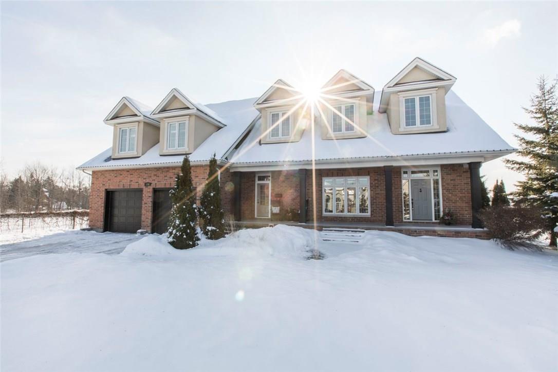 5390 Mansel Crescent, Manotick, Ontario K4M1L3