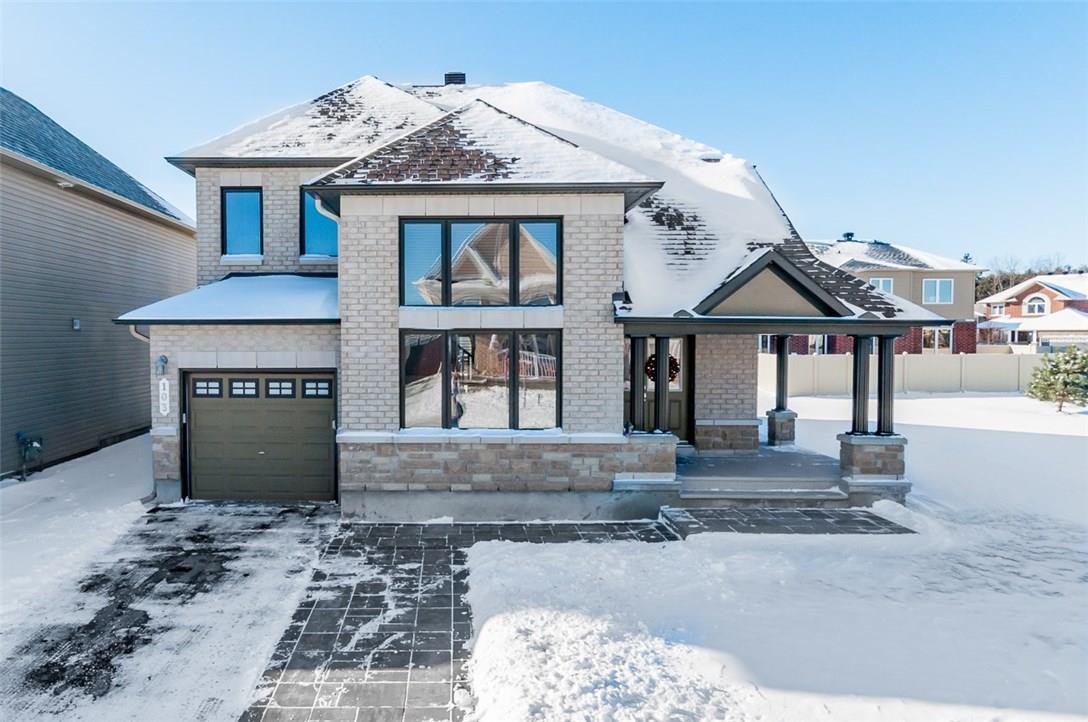 103 Cormack Circle, Nepean, Ontario K2J5R9