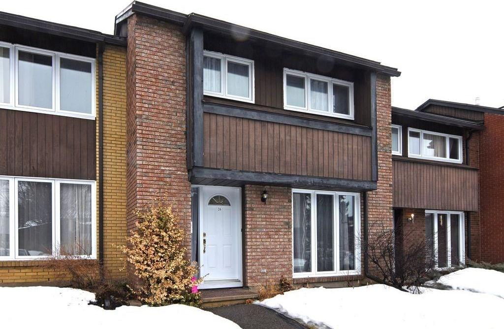 1900 Marquis Avenue Unit#24, Ottawa, Ontario K1J8J2